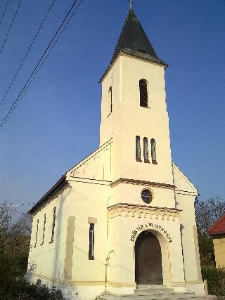 A Bicskei Evangélikus templom