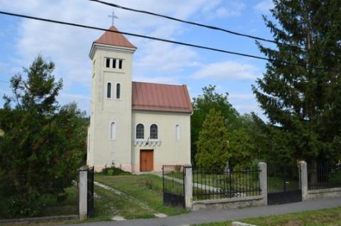 Cabdi katolikus templom