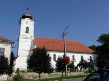 A bicskei református templom