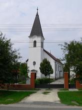 Gyúrói Református templom