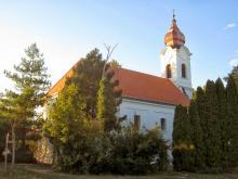 Gyúró ervangélikus templom