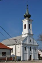 Mány református temploma