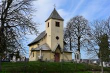 Óbarok Szent Kereszt felmagasztalása templom