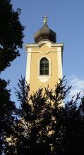 Ráckeresztúr Szent Kereszt felmagasztalása templom