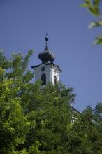 Tabajd református templom