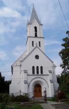 Váli református templom