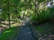 Mezítlábas park