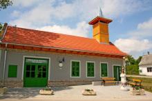 Tűzoltó- és Községi Emlékház